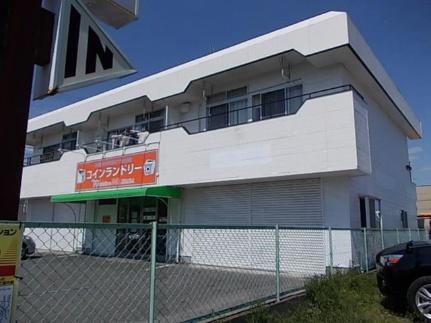 メゾン・ヌーベル[2階]の外観
