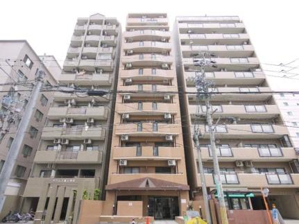 ライオンズマンション上前津[3階]の外観