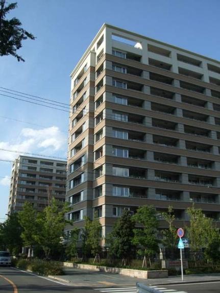 セントラルガーデン・レジデンスA棟[1階]の外観