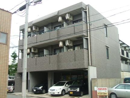 ルーナ・フロール[2階]の外観