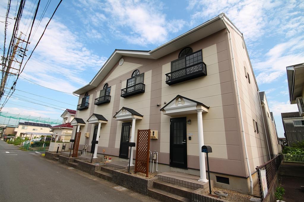 愛知県あま市新居屋