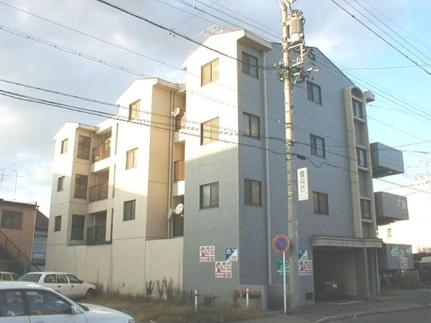 山田ビル[301号室]の外観