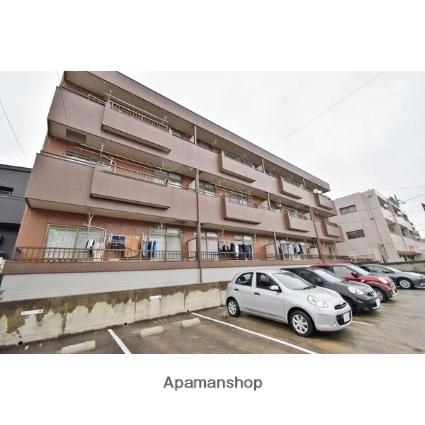 第1マンダイマンション[1階]の外観