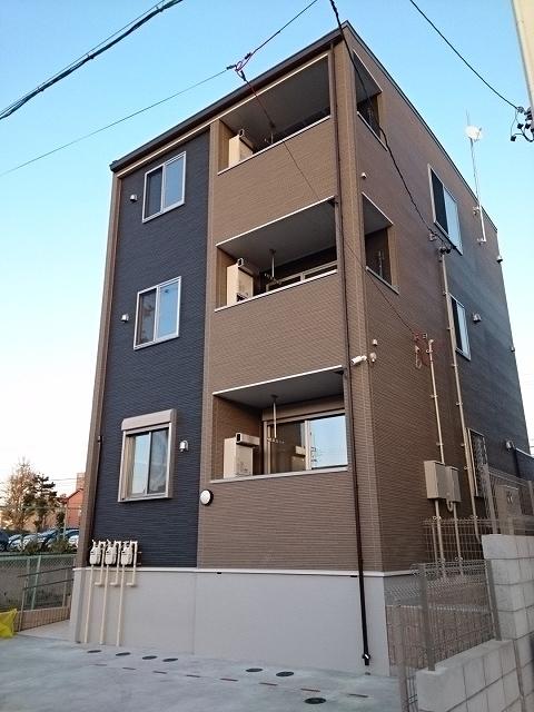 愛知県名古屋市名東区藤里町