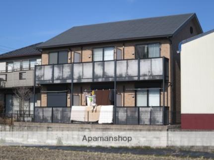 アンプルール リーブル パシフィック白山[1階]の外観