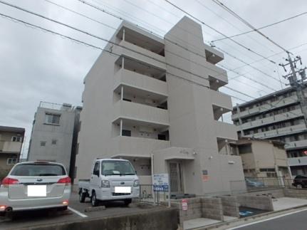 A・City羽根西[3階]の外観