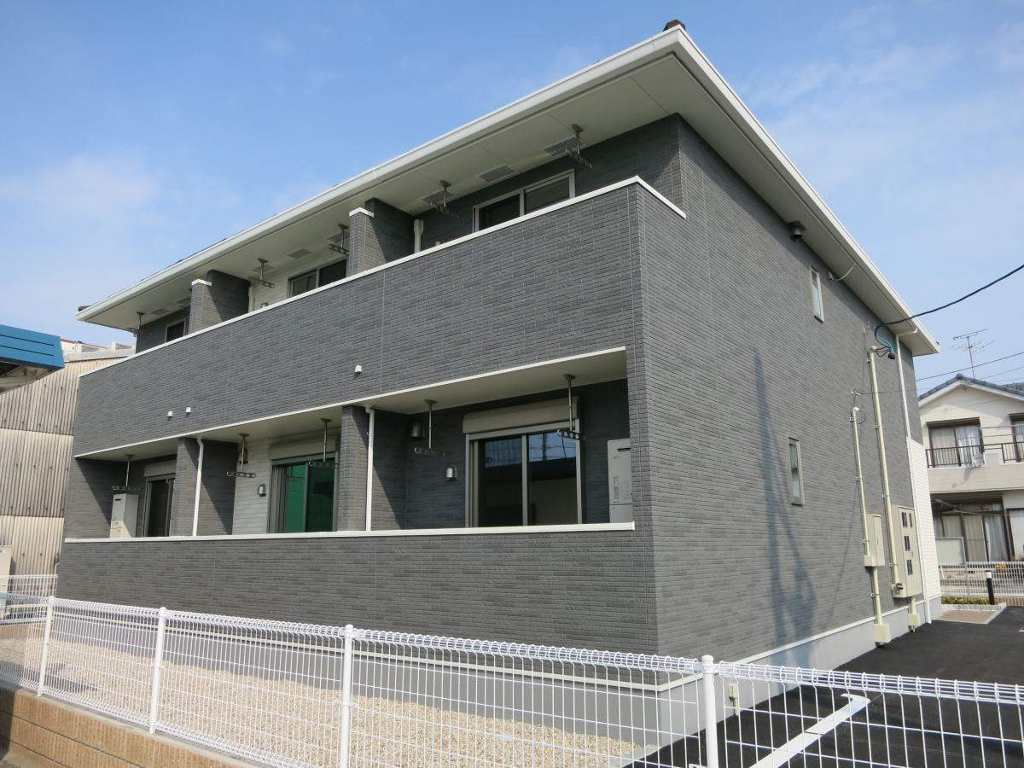 愛知県岡崎市北野町字高塚