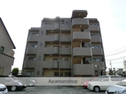 エスポワールマンション[3階]の外観