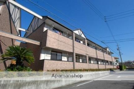 愛知県知多郡美浜町大字上野間字杉代の賃貸アパートの外観