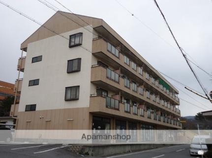 アンフィニ幸田[3階]の外観