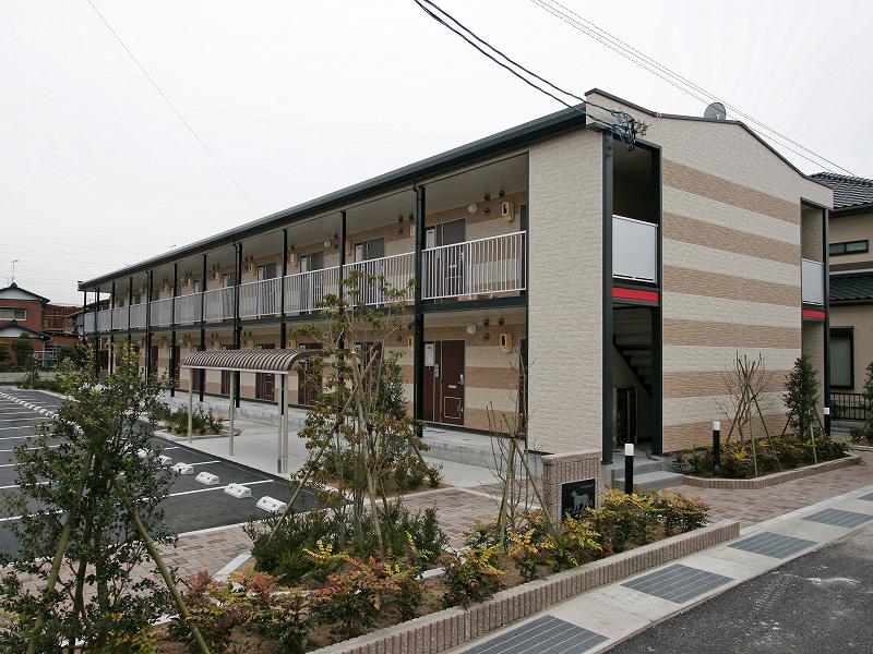 愛知県岡崎市矢作町字橋塚