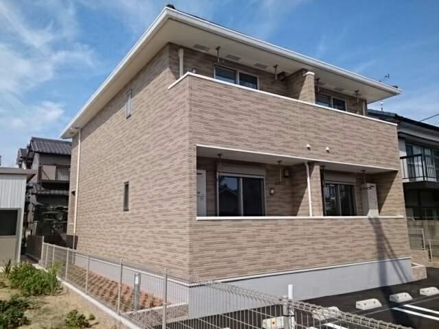 愛知県安城市小川町的場丘