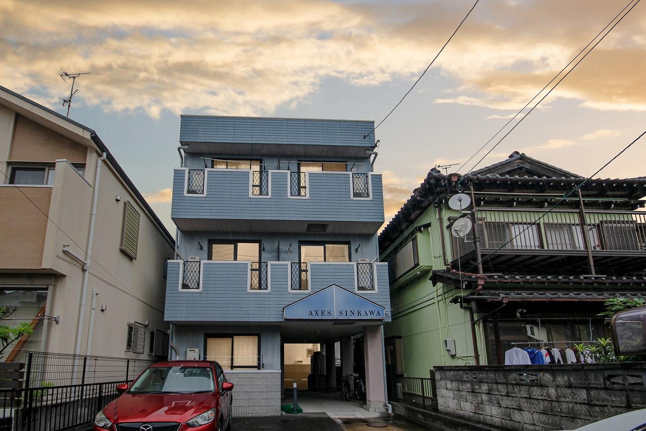 愛知県清須市東須ケ口