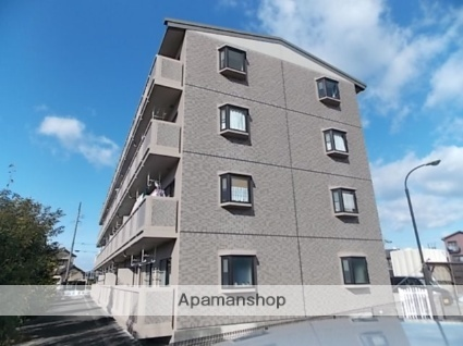 愛知県犬山市字郷西の賃貸マンションの外観