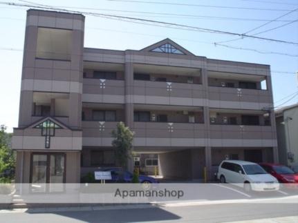 愛知県名古屋市西区長先町の賃貸マンションの外観