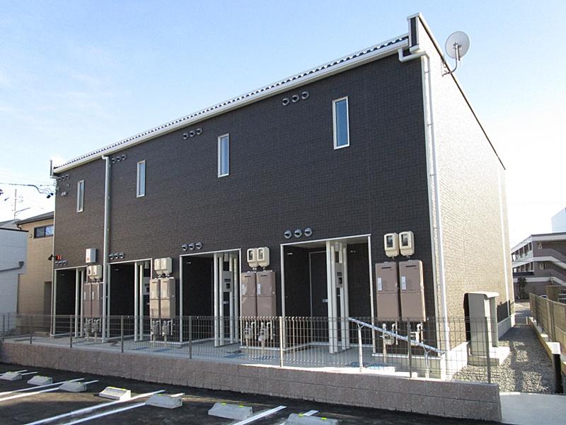 愛知県知立市牛田町前田