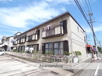 愛知県名古屋市南区三吉町4の賃貸アパートの外観