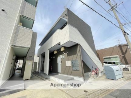 SPICA中島新町[2階]の外観