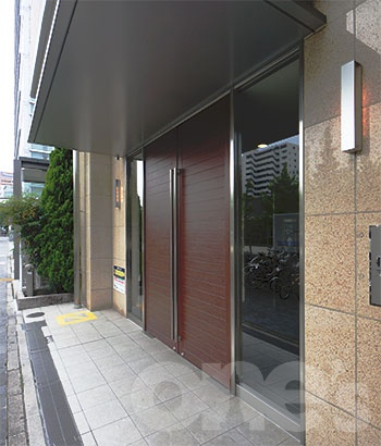 レジディア高岳[13階]の外観