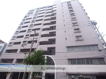 パルナス栄 4階の外観