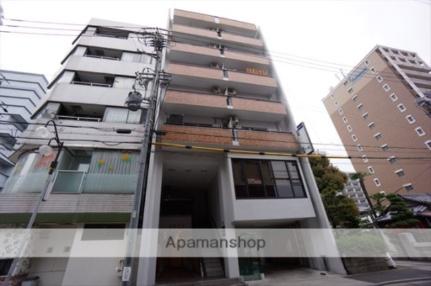 愛知県名古屋市中区新栄1の賃貸マンションの外観