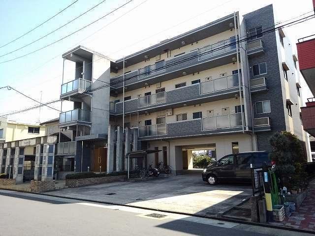 愛知県名古屋市中川区大山町
