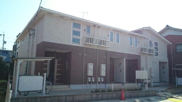 愛知県名古屋市中川区川前町