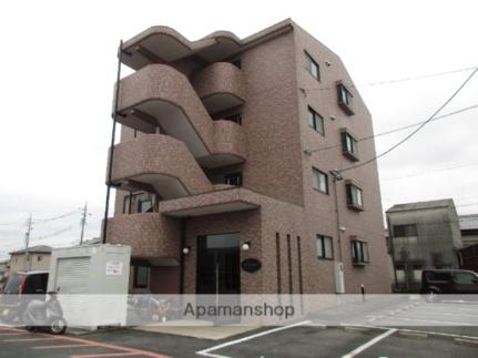 アムールサウス[4階]の外観