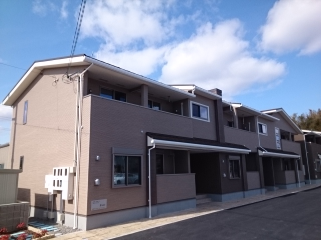 滋賀県甲賀市水口町新城