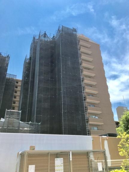 ライオンズステーションプラザ近江八幡弐番館[7階]の外観