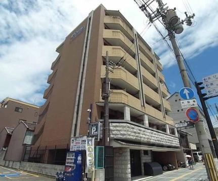 プレサンス京都五条大橋レジェンド[0101号室]の外観