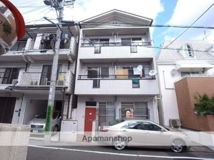 上野マンション[45号室]の外観