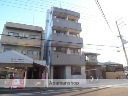 リピエーノ上賀茂[305号室]の外観