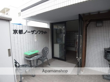 京都ノーザンフラット[407号室]の外観