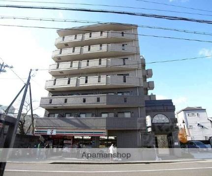 京都パレスサイド一条[605号室]の外観