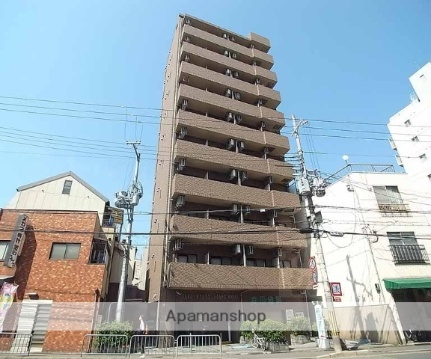 「リーガル京都御所西」[7階]の外観