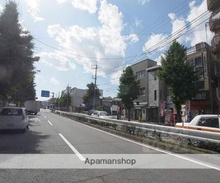 【分譲】ラナップスクエア京都北野[503号室]の外観