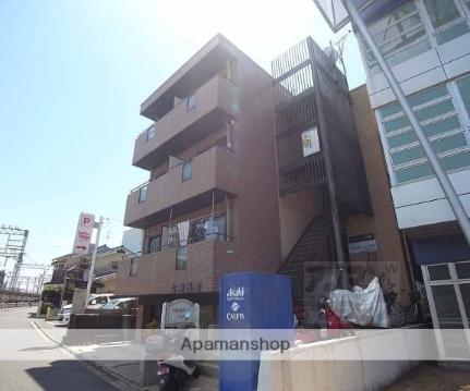 丹波橋サイドONE[203号室]の外観