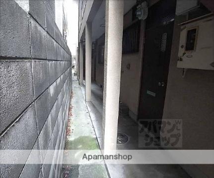 コーポ壬生[201号室]の外観