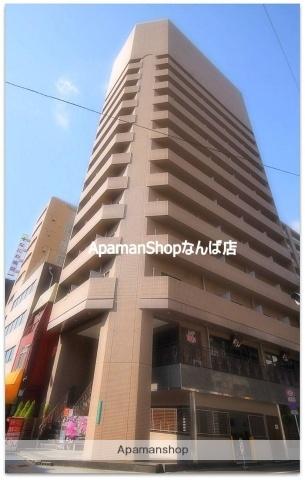 桜川レヂデンス[3階]の外観