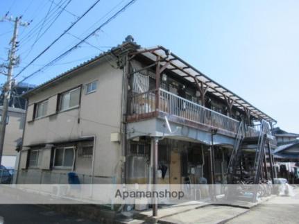 辻本文化住宅[103号室]の外観