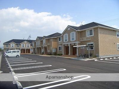 和歌山県紀の川市貴志川町丸栖の賃貸アパートの外観