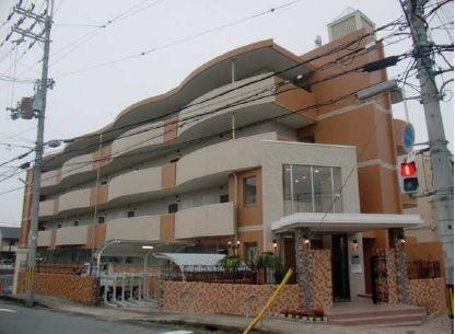 デルスールラローザ[4階]の外観