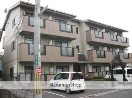 大阪府高槻市宮田町1丁目の賃貸マンションの外観