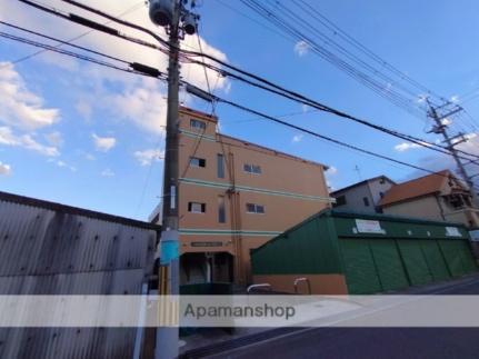 山田マンション[203号室]の外観
