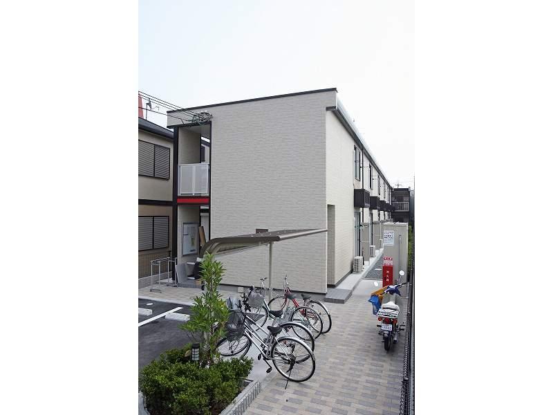 大阪府高槻市如是町