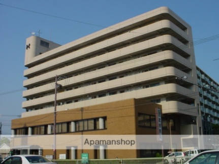 アーバン北田[4階]の外観