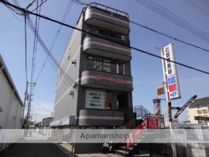 近畿理美容ビル[402号室]の外観