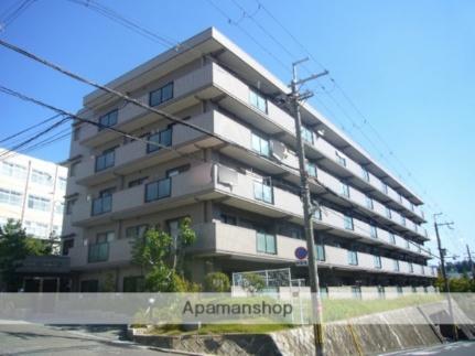 大阪府高槻市松が丘1丁目の賃貸マンションの外観