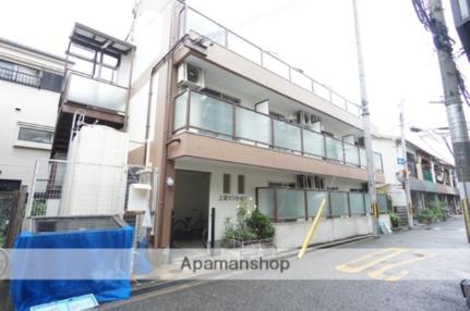 上坂マンション[303号室]の外観